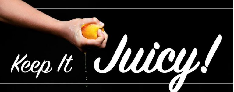 Keep it Juicy! Physics Says Time DOES Fly